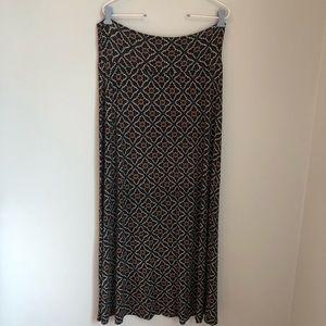 Loveappella Long Maxi Skirt XL